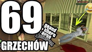 69 GRZECHÓW GTA: SAN ANDREAS #11 [STRZAŁ W STOPĘ]