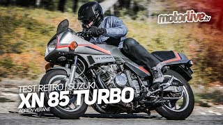 SUZUKI XN 85 TURBO - 1982 | TEST RETRO