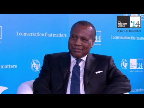ITU TELECOM WORLD 2014 INTERVIEW: Dr Eugene Juwah, CEO, Nigerian Communications Commission