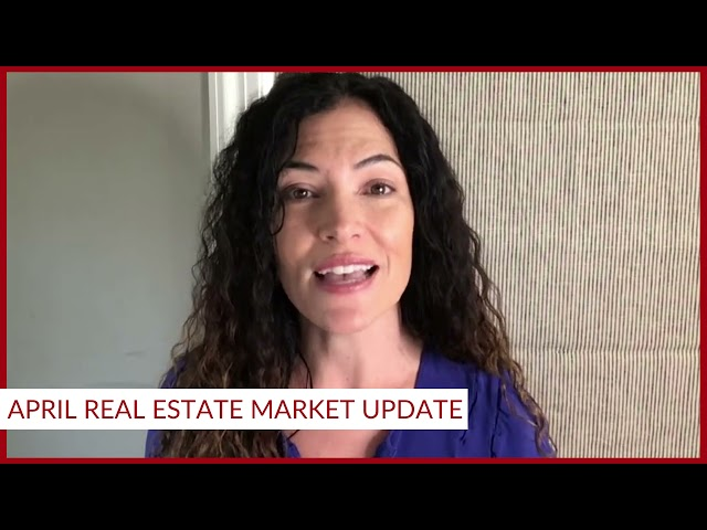April Real Estate Market Update by Top DC Realtor Jennifer Young!