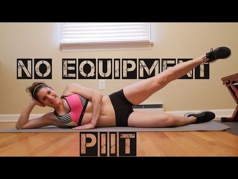 No Equipment (Pilates) PIIT