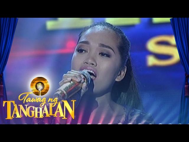 Tawag ng Tanghalan: Joylaine Canonio | Akin Ka na Lang (Round 1 Semifinals)