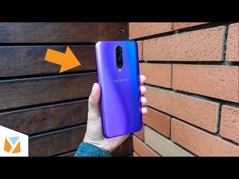 OPPO R17 Pro Hands-On: TOF 3D stereo camera?!!