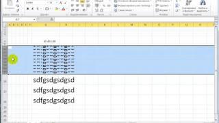 Урок 3. Видеокурс делаем сметы в экселе. Основы работы в Microsoft Excel