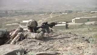 2/10 SFAB - The Green 6 SFAT participate in Operation Zafar with Afghan partners