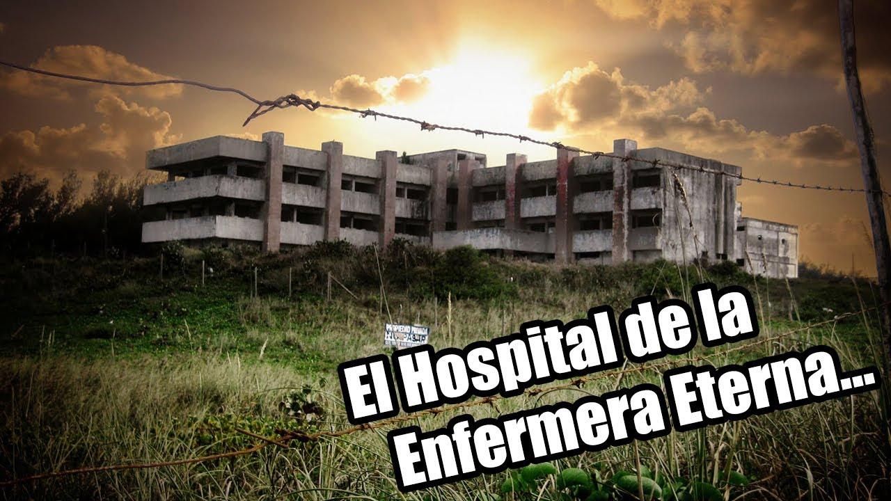 Visité el Hospital de la Planchada ☢ l La enfermera abandonada en medio del mar 👩⚕️