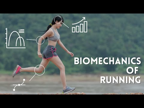 Biomechanics of Running: The Science of Movement - Steven McCaw