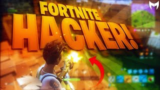 *HACK* in *FORTNITE*