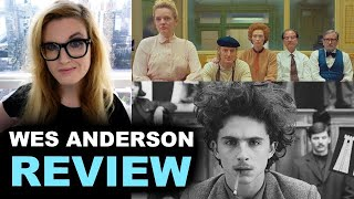 The French Dispatch Review - Wes Anderson 2021