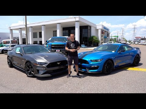 Is the 2019 Mustang GT PP2 the BETTER BUY over a Shelby GT350?