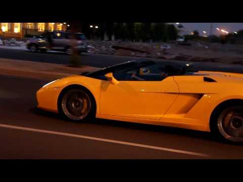 Lamborghini Gallardo- Jeddah- Saudi Arabia