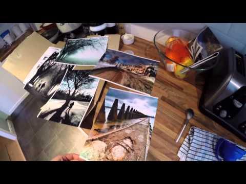 photobox print unboxing