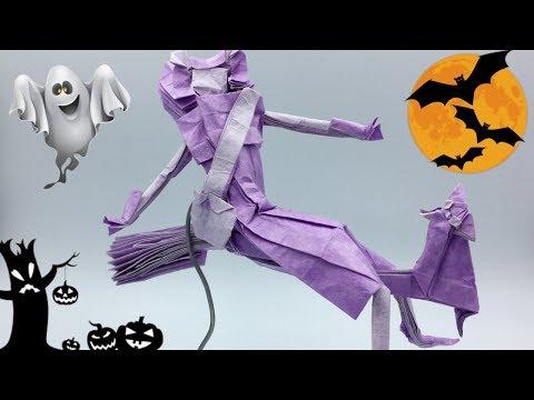 Origami Wall-E Tutorial (Brian Chan) Part 1 - YouTube | 360x480