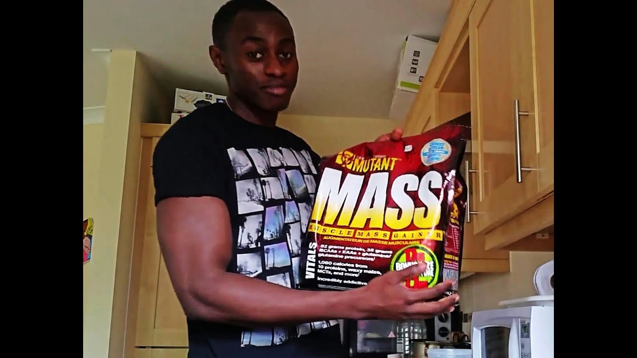 How to take Mass Gainer 35