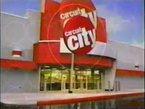 old circuit city commercial