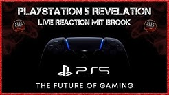 🔥🎮PLAYSTATION 5 LIVE EVENT🎮🔥 | REACTION MIT COMMUNITY | DEUTSCH | HD |🔴📸 LIVE CAM 📸🔴