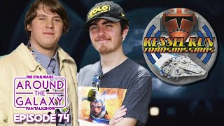 Star Wars Rumor Culture with the Kessel Run Transmissions Boys, #MakeSolo2Happen | Around the Galaxy