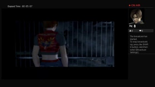 Resident evil code veronica x gameplay