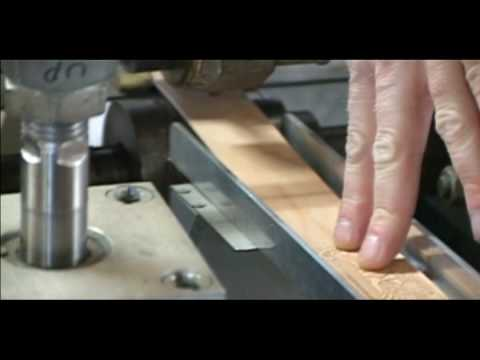 Broyles Leather - Making A Leather Belt