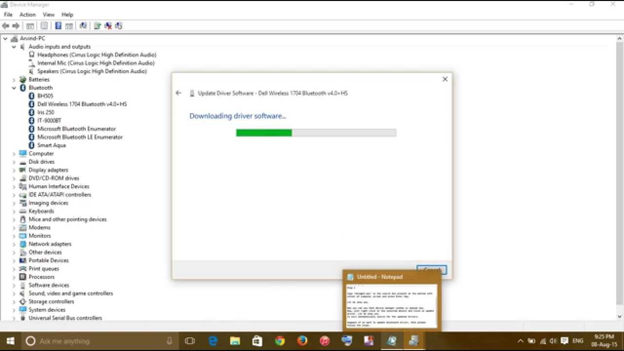 windows 10 driver update software