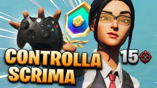 15 ELIMS in SOLO ARENA on CONTROLLER?