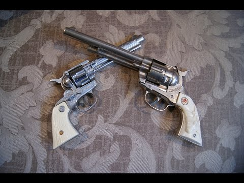 A FEW WORDS ON SELLING ANTIQUE VINTAGE CAP GUNS ON EBAY