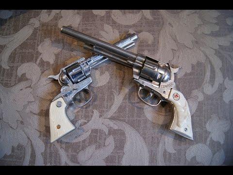 A FEW WORDS ON SELLING ANTIQUE VINTAGE CAP GUNS ON EBAY