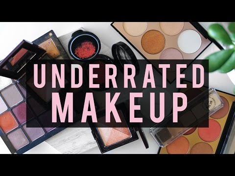 UNDERRATED Makeup You NEED To Know About | Jamie Paige