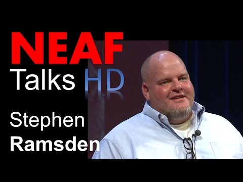 Stephen Ramsden   The Importance of Science Education   NEAF Talks