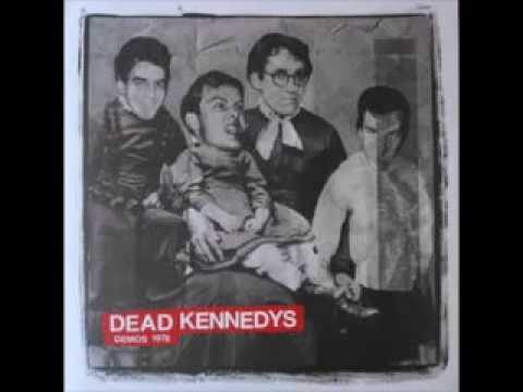 Dead Kennedys - Studio Demos - 6/XX/78