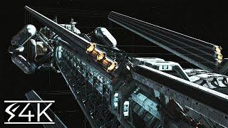 Neutrino Burst Awakens Crew (4K) Alien Covenant