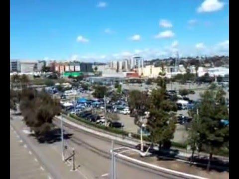 When Dodger fans invade San Diego