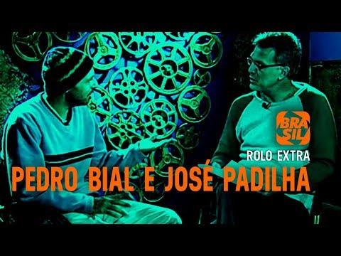 Pedro Bial e José Padilha l Rolo Extra