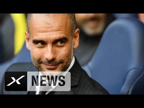 "Pep Guardiola: Bundesliga? ""Einfach unglaublich"" | Manchester City | Premier League"