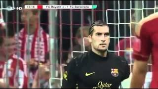FC Bayern München vs FC Barcelona Highlights