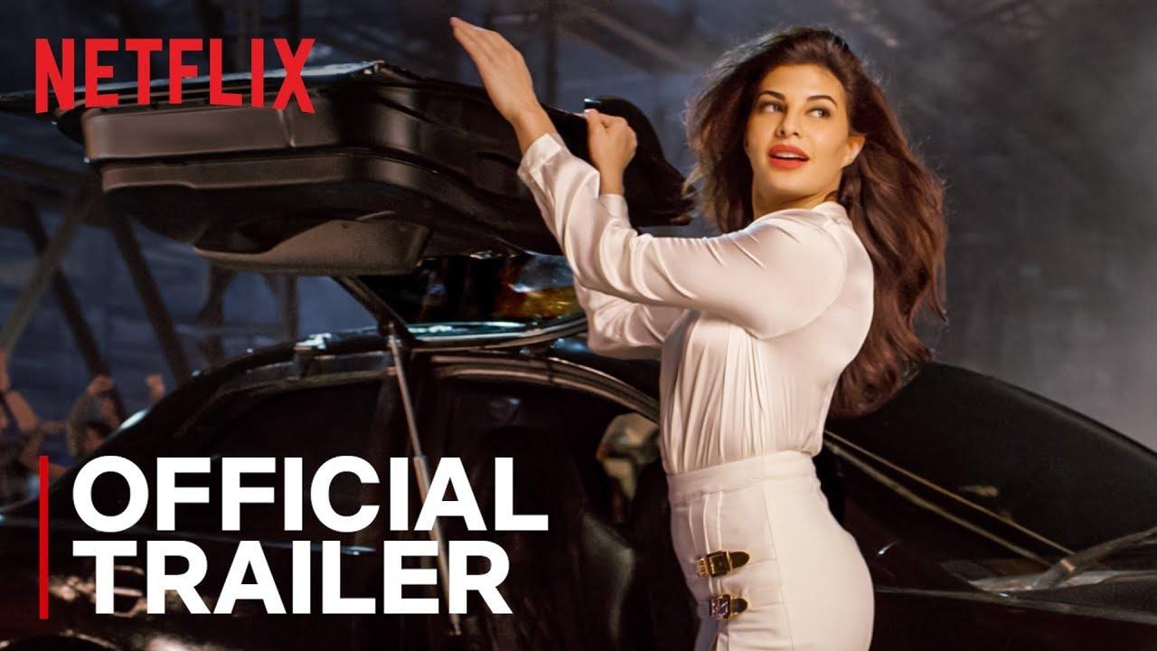 Drive Movie Review: Sushant Singh Rajput, Jacqueline