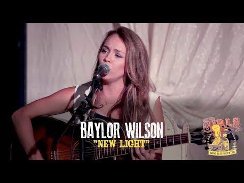 "Baylor Wilson - ""New Light"""