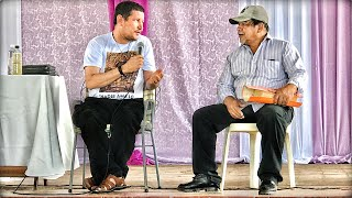 PADRE LUIS TORO VS EVANGELISTA PROTESTANTE - EN VIVO PARAGUAY