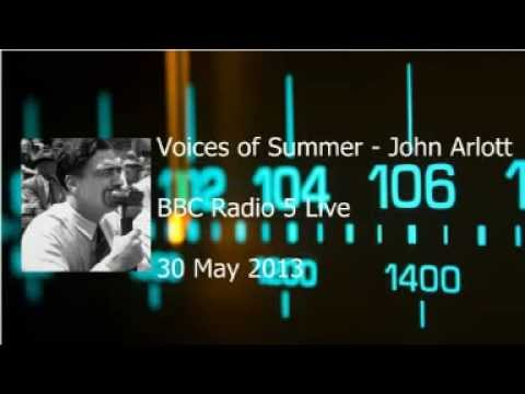 John Arlott - The Voice of Summer
