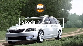 City Car Driving 1.5.4 - 2015 Skoda Octavia 1.6 TDi Combi | Street Racing | 60 FPS |  1080p | G920