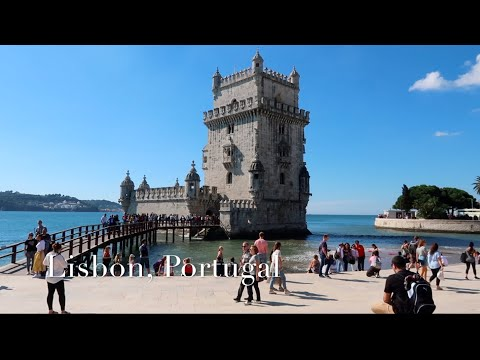 WEEKEND GETAWAY TO LISBON PORTUGAL!
