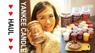 Open Box ♥ YANKEE CANDLE HAUL ♥ Thumbnail
