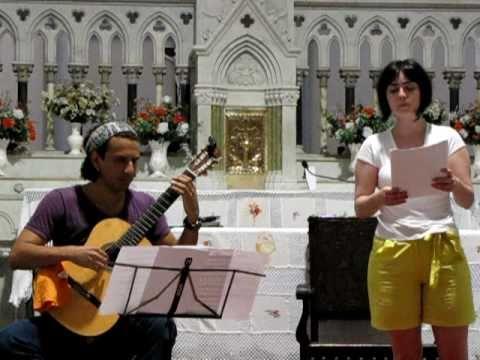 Canção de Amor - Isabela Santos, ensaio