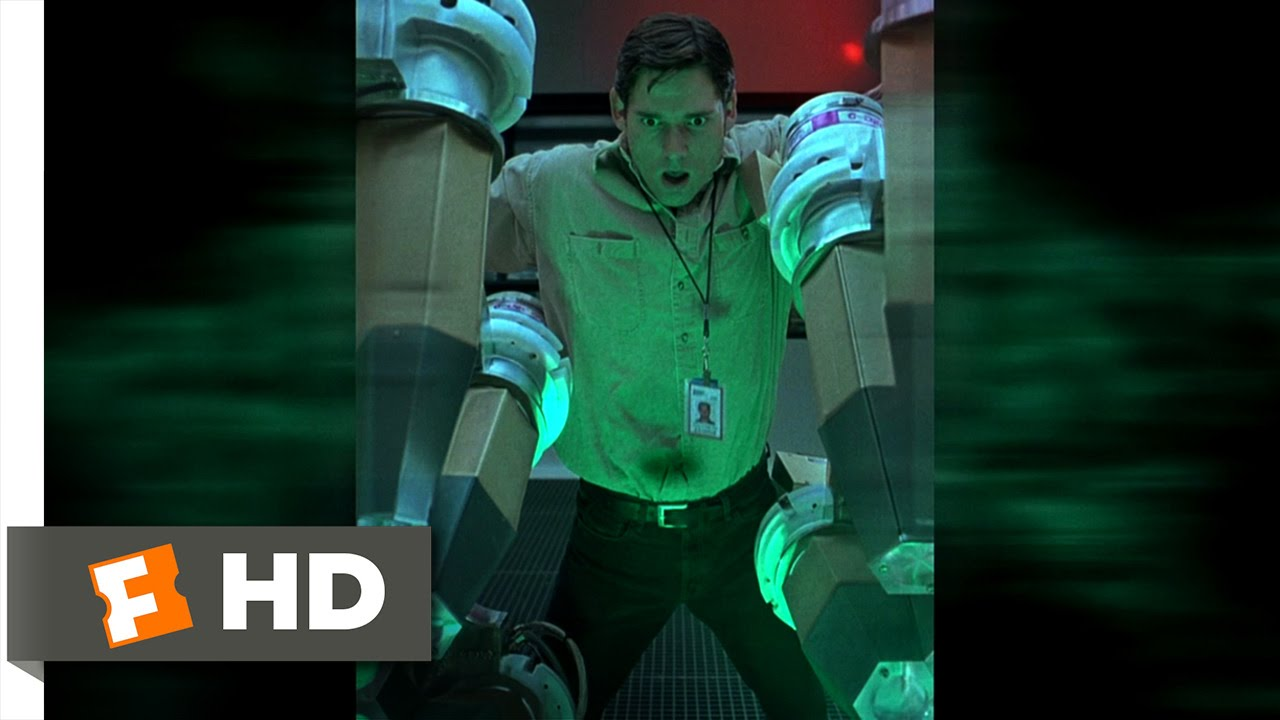 Hulk (2003) - Gamma Accident Scene (1/10)   Movieclips