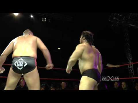 Daisuke Sekimoto vs. Big Daddy Walter at wXw