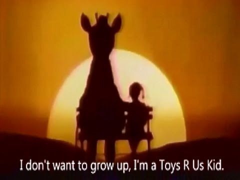 Toys R Us Song Long Play With Lyrics HD
