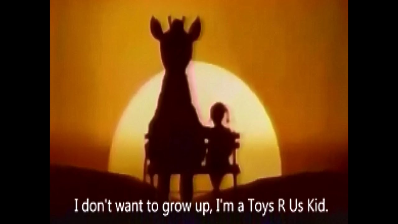 Toys R Us Song Long Play With Lyrics Hd Youtube