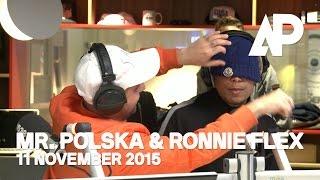 De Avondploeg – Platina voor Mr. Polska & Ronnie Flex!
