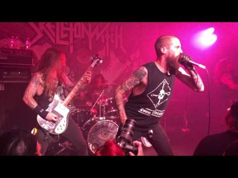 Skeletonwitch Live Athens, OH @ The Union 09/24/16 (Full Concert HD)