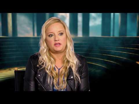Wonder Woman: Interview with Lucy Davis